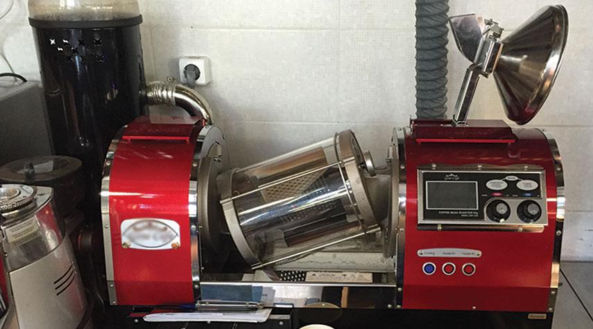 Torréfacteur de café domestique