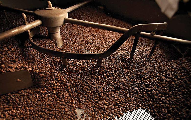 torréfaction du café